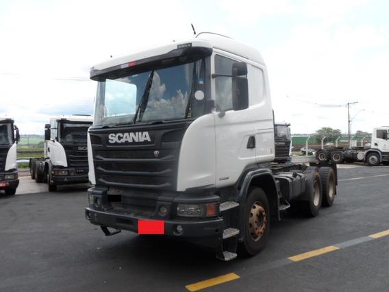 Cavalo Mecânico Scania G 480 6x4 (traçado) 2016/2016