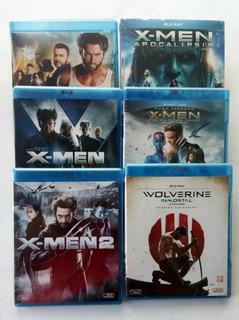 X-men. 1 , 2 - Apocalipsis-dias Del Futuro Pasado Blu-ray