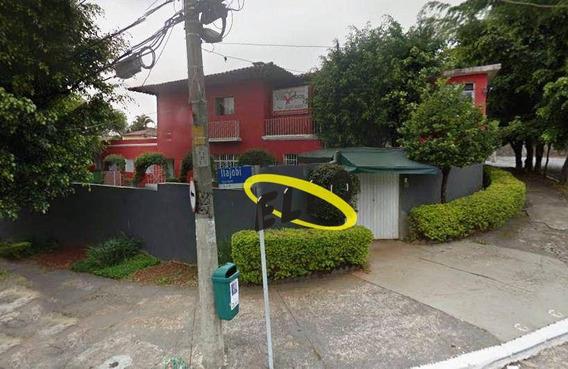 Casa Comercial Para Venda E Locação, Pacaembu, São Paulo - Ca3968. - Ca3968