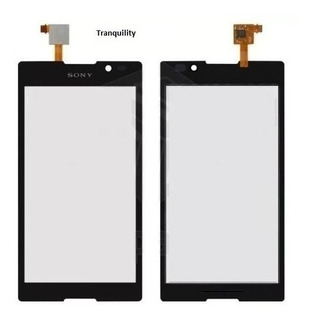 Tela Touch Screen Sony Xperia C C2304 C2305 S39