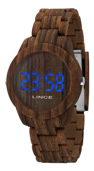 Relógio Lince Feminino Mdp4616p Dxnx Original Nota Garantia