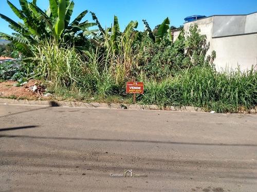 Imagem 1 de 7 de Terreno À Venda Jardim Imperial Em Atibaia - Te0319-1
