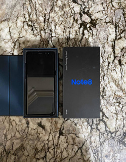 Celular Samsung Note8 64 Gb Negro
