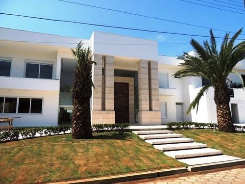 Jardim Acapulco - Mansão A Venda Com 8 Suítes - Ca00100 - 34452601