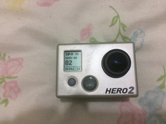 Go Pro Hero 2 + Acessórios