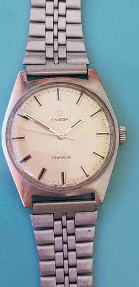 Relógio Omega Geneve Aço