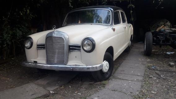 Mercedes-benz Ponton 180 D