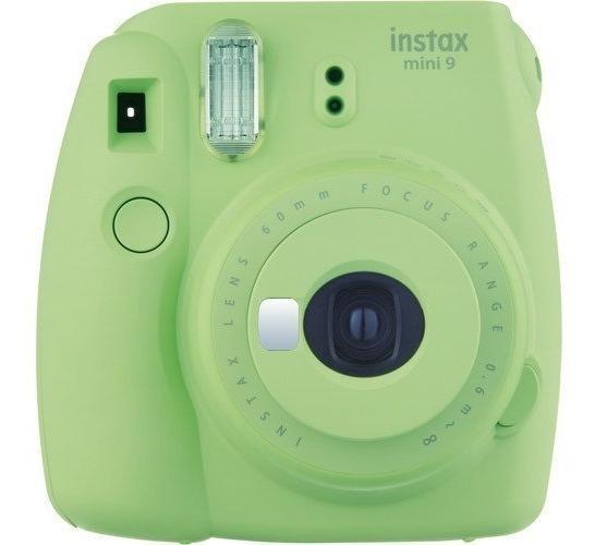 Fujifilm Instax Mini 9 - Foto Instantânea - Verde Lima