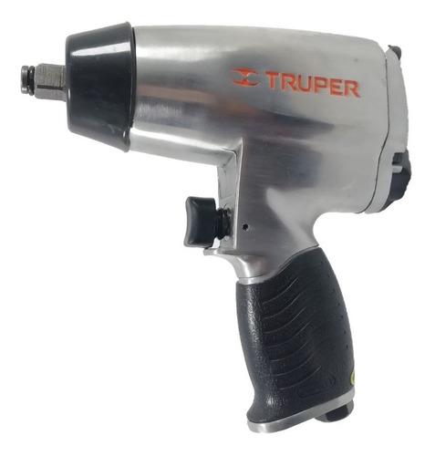 Pistola Neumática De Impacto Cuadrante De 1/2 380n.m Truper