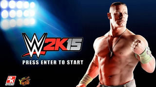 2k15 Wwe Ps3 Original
