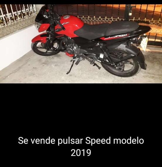 Bajaj Pulsar Speed
