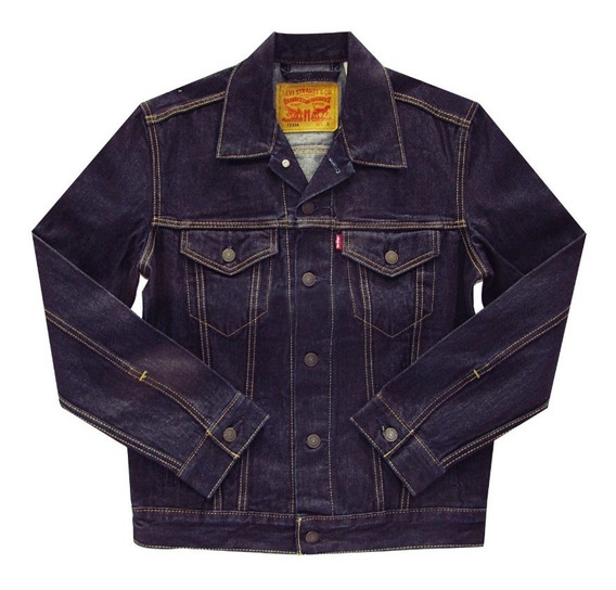 Campera Levis The Trucker Jacket Jean Hombre/ Brand Sports