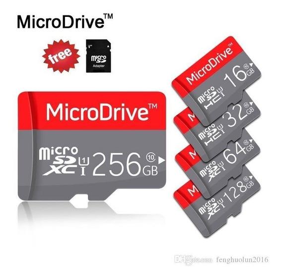 Cartão De Memoria 256 Gb De Alta Velocidade