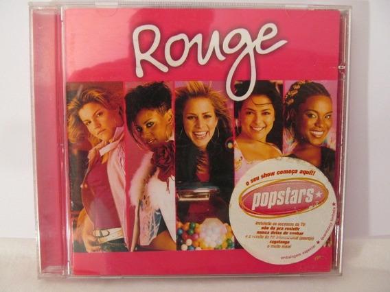 Cd Rouge Popstar Arte Som