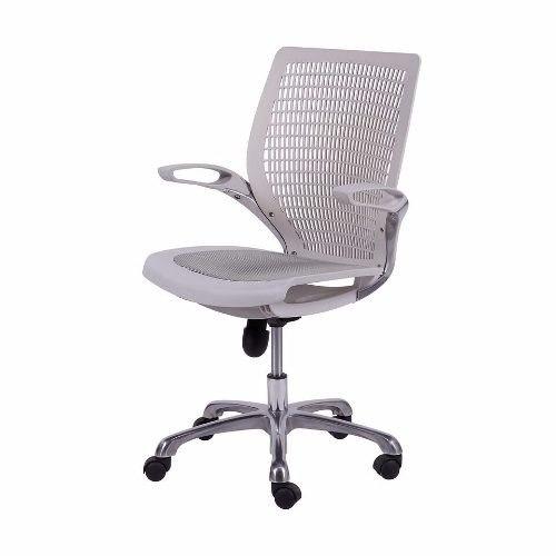 Cadeira Office Escritório Hera Nylon Alumínio Or Design 3313