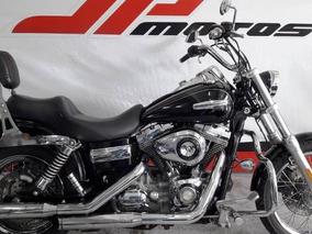 Harley Davidon Fdx 2009 Preta
