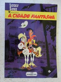 Lucky Luke Cidade Fantasma! Meribérica 1983!
