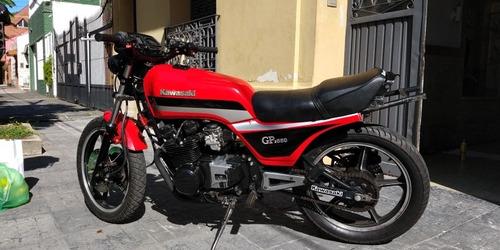 Kawasaki Gpz 550 Mod. 84