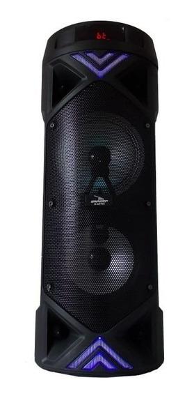 Caixa De Som Bluetooth Torre 45w Rms Controle Por Aplicativo