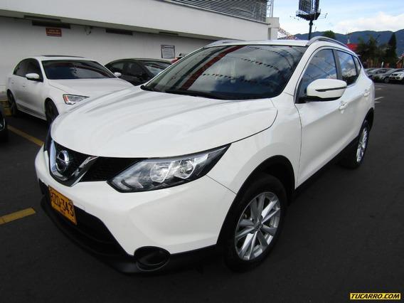 Nissan Qashqai Mt New 2.0 Advance 2wd
