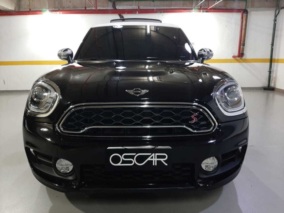 Mini Countryman S 4p 2.0 Turbo 2018 C/ Teto Panorâmico