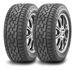 Kit X2 Neumáticos Pirelli 265/70 R16 S-at+ Neumen Cuotas