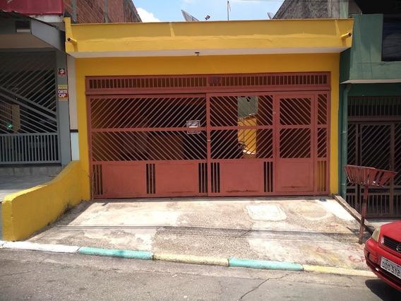 Casa Terrea, Pq. Dos Palmares, Osasco, 1 Dorm - 6495