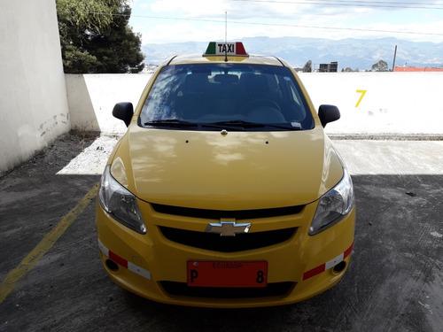 Vehiculo Sail 2019 - Taxi Cooperativa El Rosario