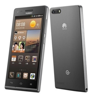 Huawei Ascend G6 Mtk6589m 1.2ghz Quad Core 4.5 Pulgadas 3g A