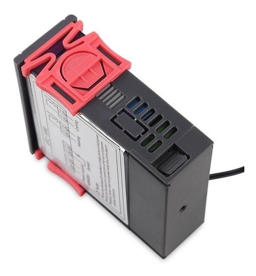 Termostato Digital Stc-1000 - 110/220v - Pronta Entrega
