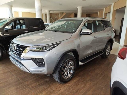 Toyota Hilux Sw4 2.7 Vvt-i Flex Srv 7l 4x2 Automático