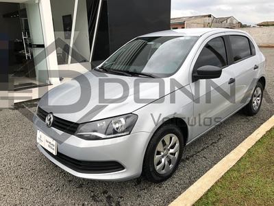 Volkswagen Gol - 2014 / 2015 1.6 Mi City 8v Flex 4p Manual