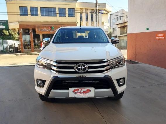 Toyota Hilux Srx At 4x4 2.8l 16v Dohc, Nao2311