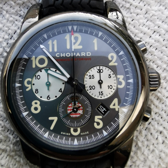 Reloj Chopard, No Breitling Bvlgari Cartier Omega Tag Heuer