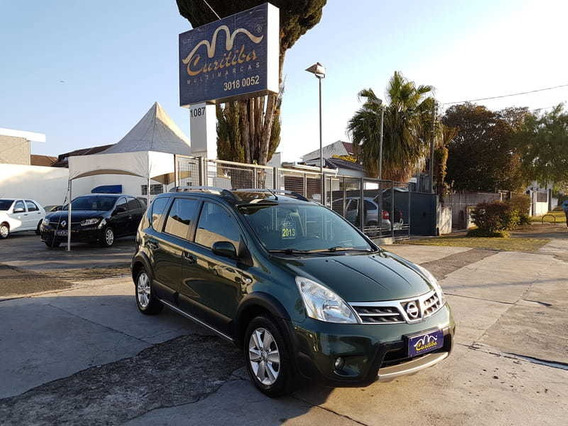 Nissan Livina Xgear 1.8 Aut 2013