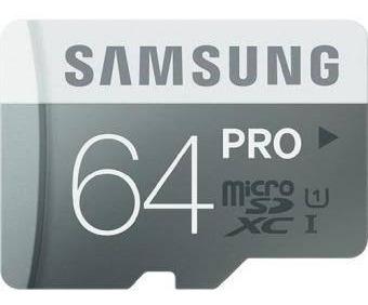 Cartao De Memoria Samsung 64 Gb Pro