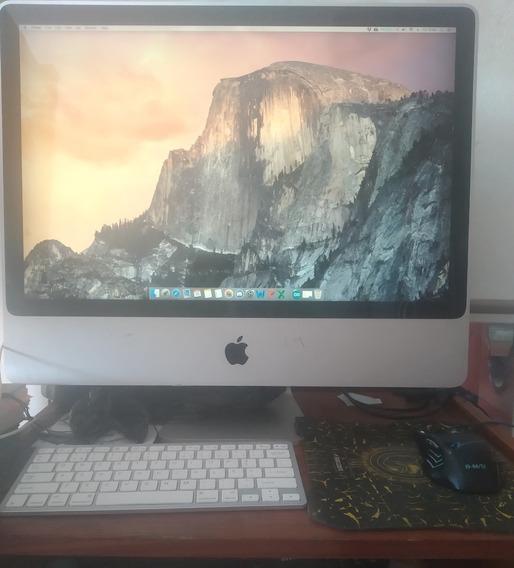 iMac 24 2008 Core 2 Duo 4gb Ram Radeon Hd2600 Pro