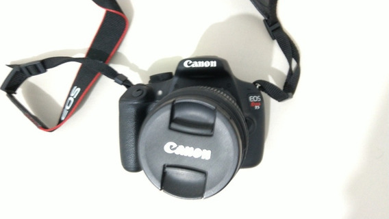 Camera Canon Eos Rebel T5 + Lente Do Kit
