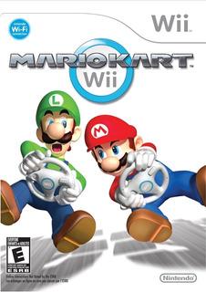 Mario Kart (nintendo Wii) Retail Pack ¿ ¿ Nuevo En Stock