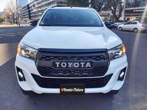 Toyota Hilux 2016 Srx 4x4  At Abasto Motors