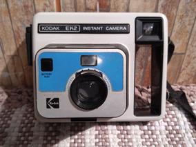 Leia Anuncio Camera Instant Fotografica Anologica Kodak Ek2