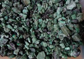 100 G De Esmeralda Bruta - Prosperity Minerais
