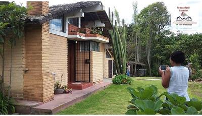 Casa Campestre 3.875 M2 En Tanguarin San Antonio Ibarra