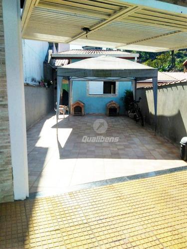 Imagem 1 de 20 de Casa Com 2 Dormitórios À Venda, 72 M² Por R$ 395.000,00 - Santa Luzia - Ribeirão Pires/sp - Ca0086