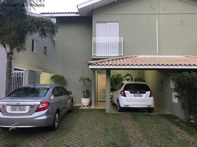 Casa No Condomínio Chácara Das Palmeiras Imperiais - Medeiros - Jundiaí - Ca02361 - 33695725
