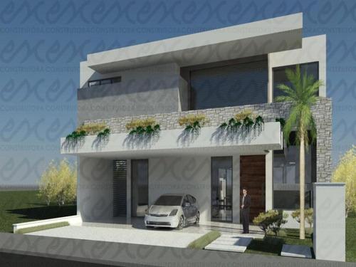 Sobrado Com 5 Dormitórios À Venda, 417 M² Por R$ 2.310.000 - Condomínio Sunset Village - Sorocaba/sp, Próximo Ao Shopping Iguatemi. - So0028 - 67639712