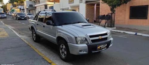 Chevrolet S10 2011 2.4 Advantage Cab. Dupla 4x2 Flexpower 4p