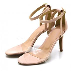 cd167cd9e7 Sapatos Salto Neon - Sapatos Nude no Mercado Livre Brasil