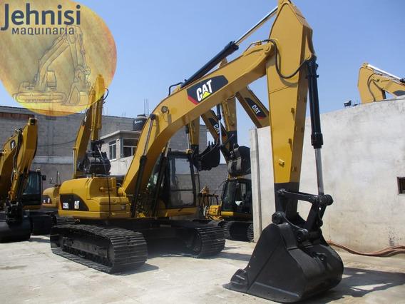 Excavadora Caterpillar 320dl Año 2010 Recien Importada