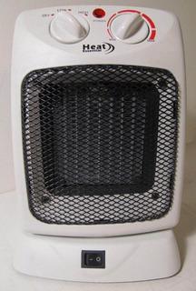 Aquecedor De Ar Eletrico 1500 Watts Heat Essential 110 Volt
